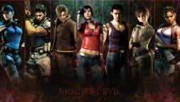Game Design – Resident Evil