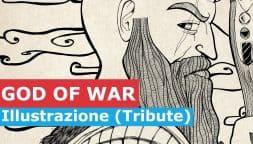 Kratos e Atreus in God of War