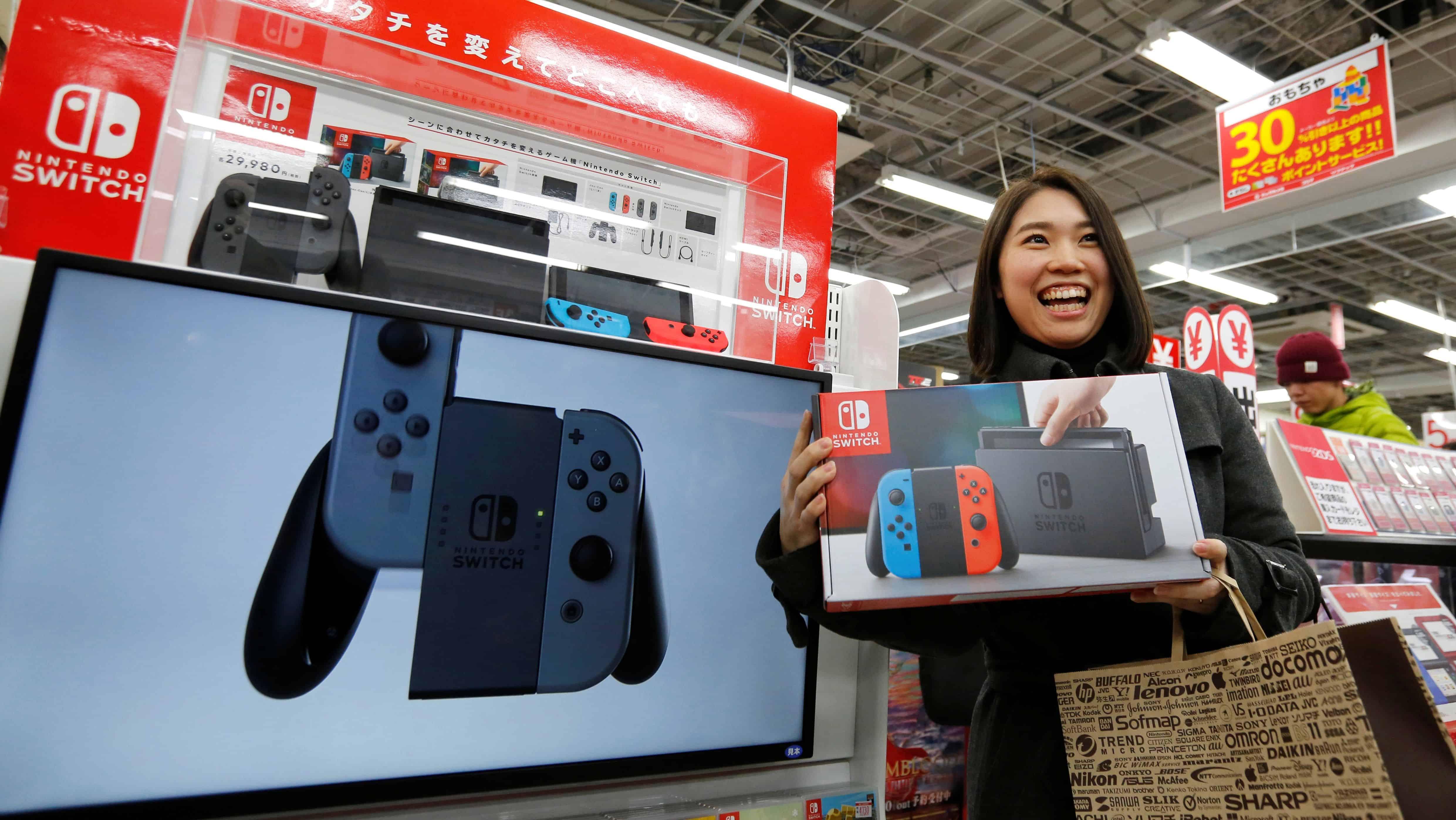 Pareri non richiesti su Nintendo Switch - Editoriale