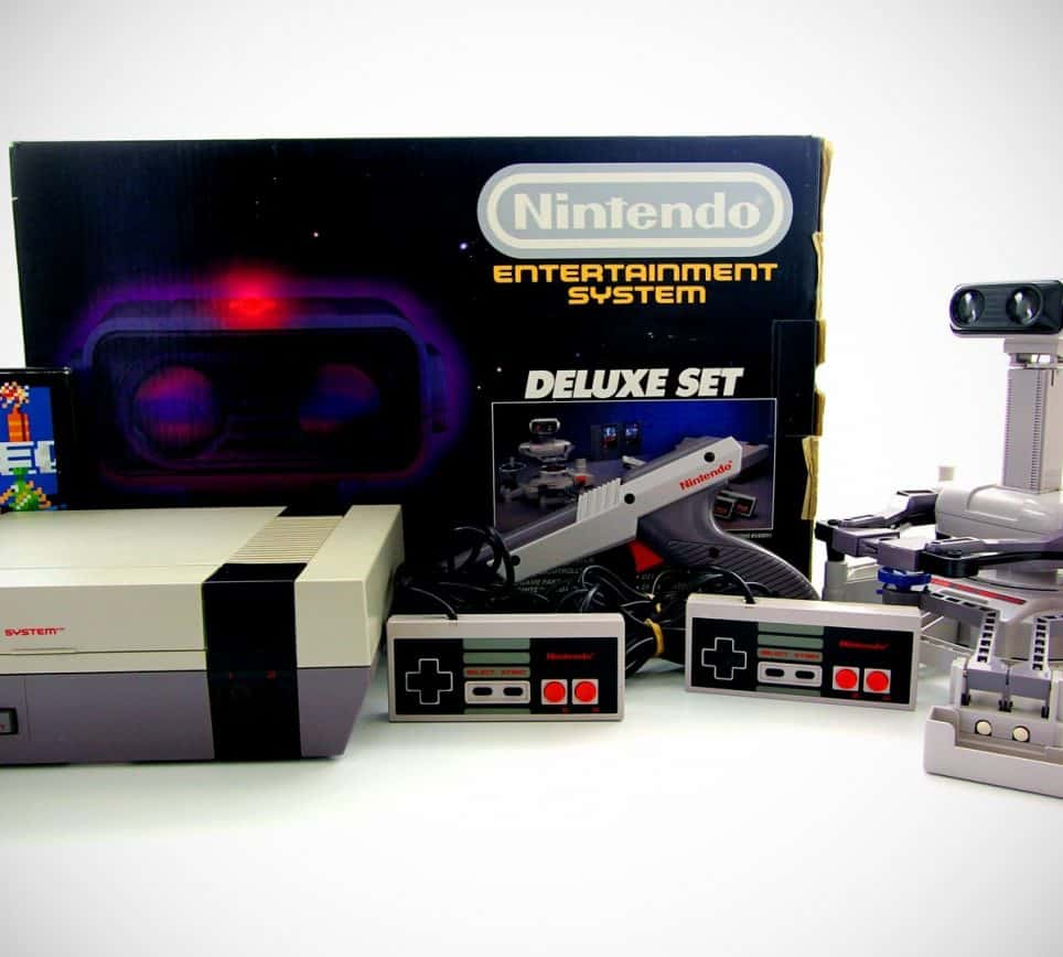 La storia del Nintendo Entertainment System (NES)