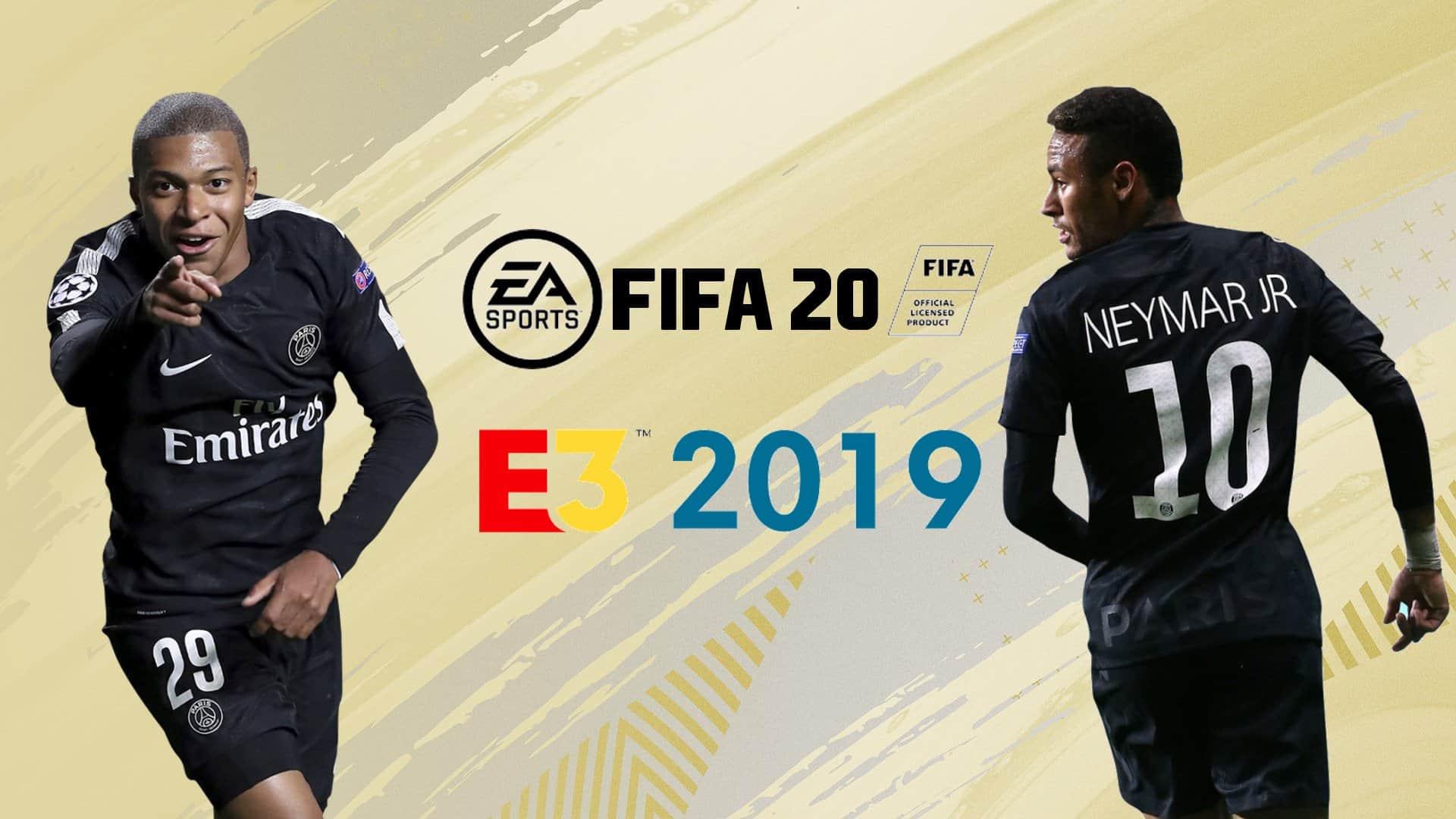 FIFA 20 EA access