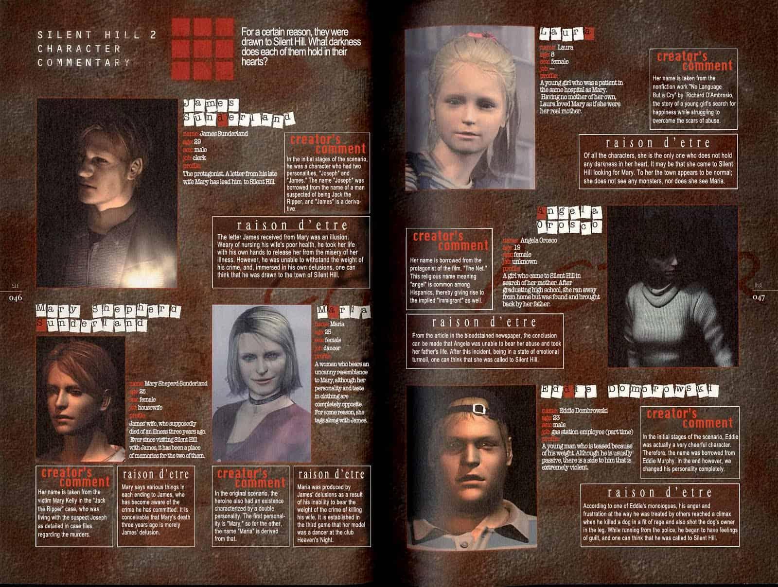 Silent Hill 2 Colonna Sonora