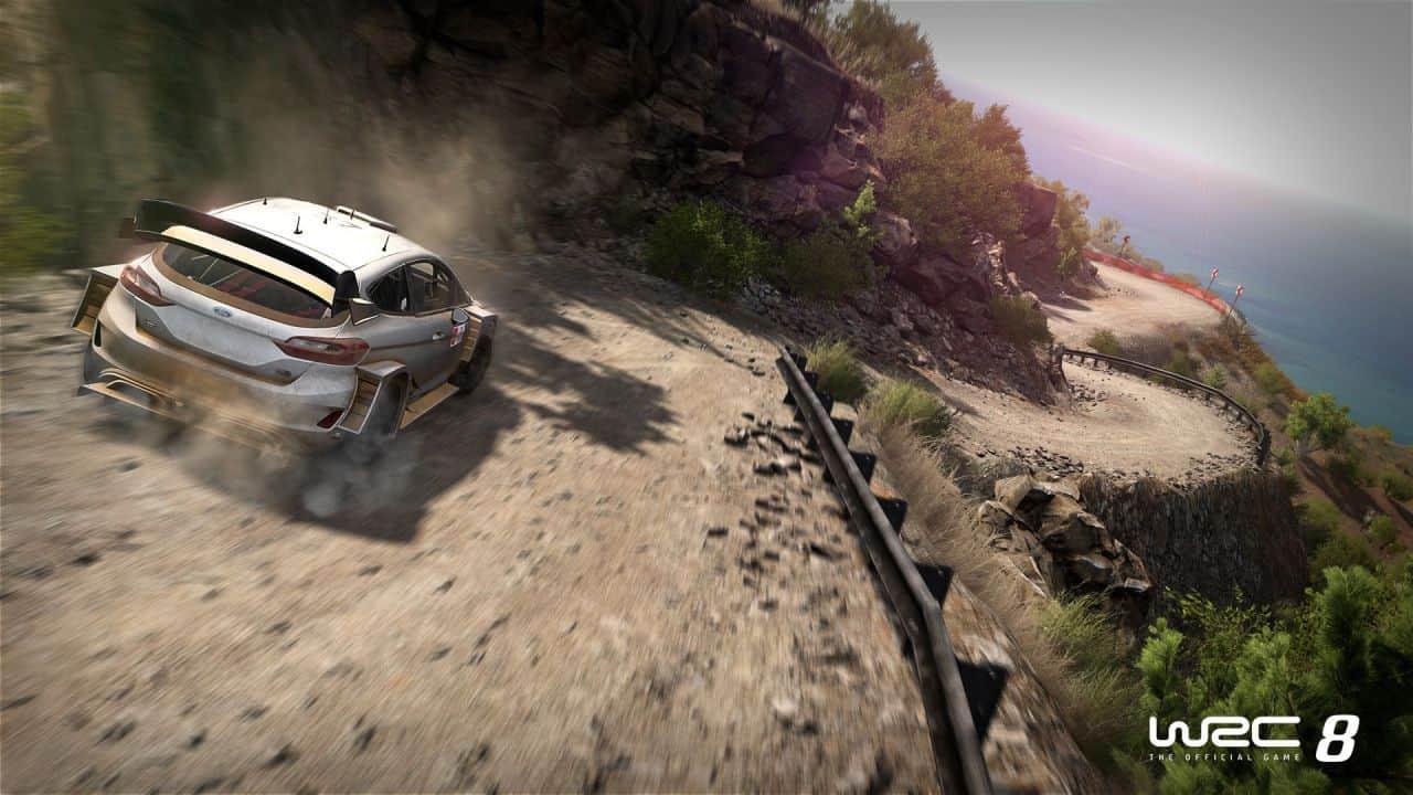WRC 8 E3 2019