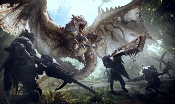 Monster Hunter Jazz Musica OST