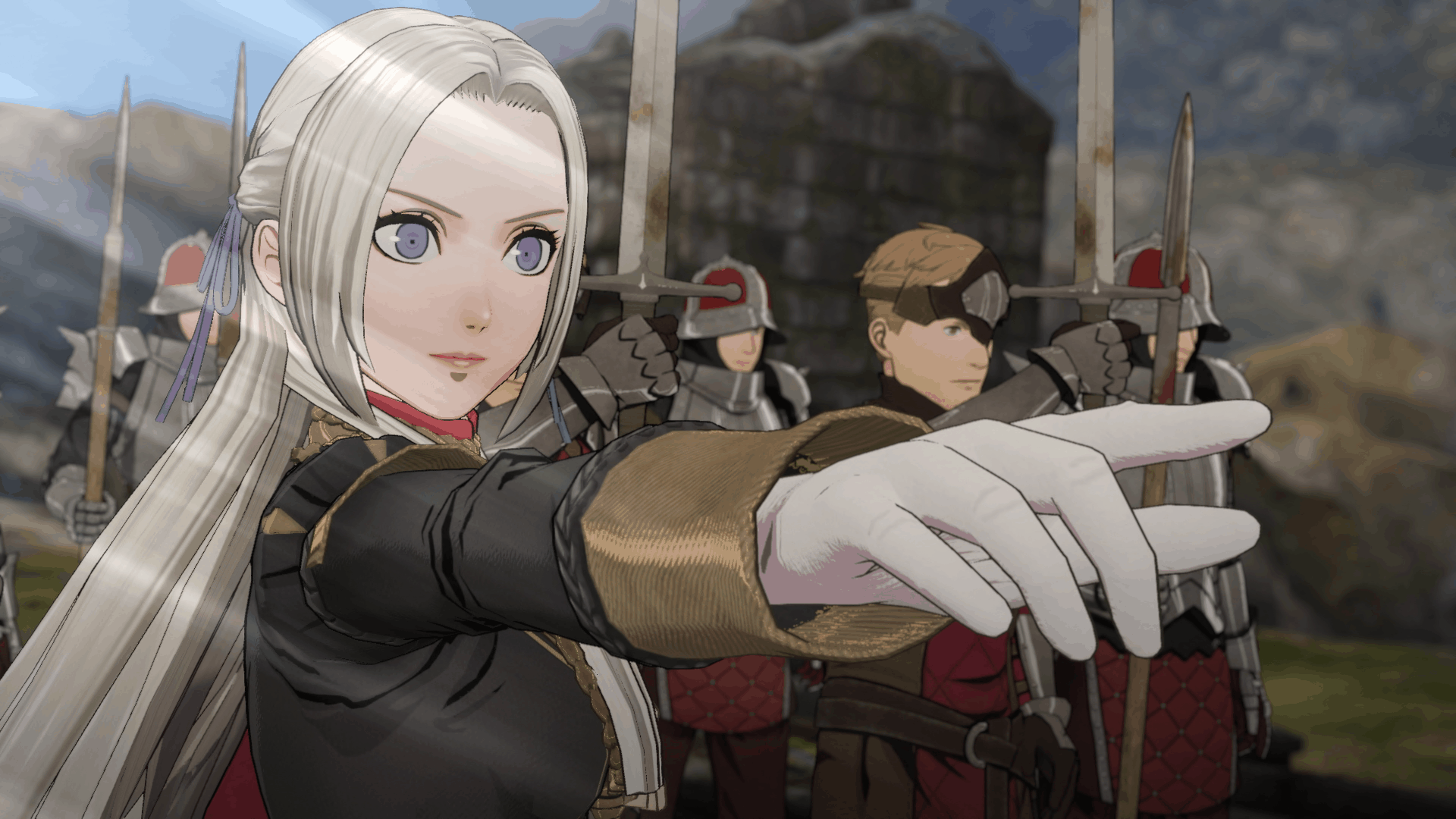 Fire Emblem Three Houses 03