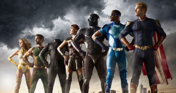 The Boys, una serie TV con supereroi non sempre super