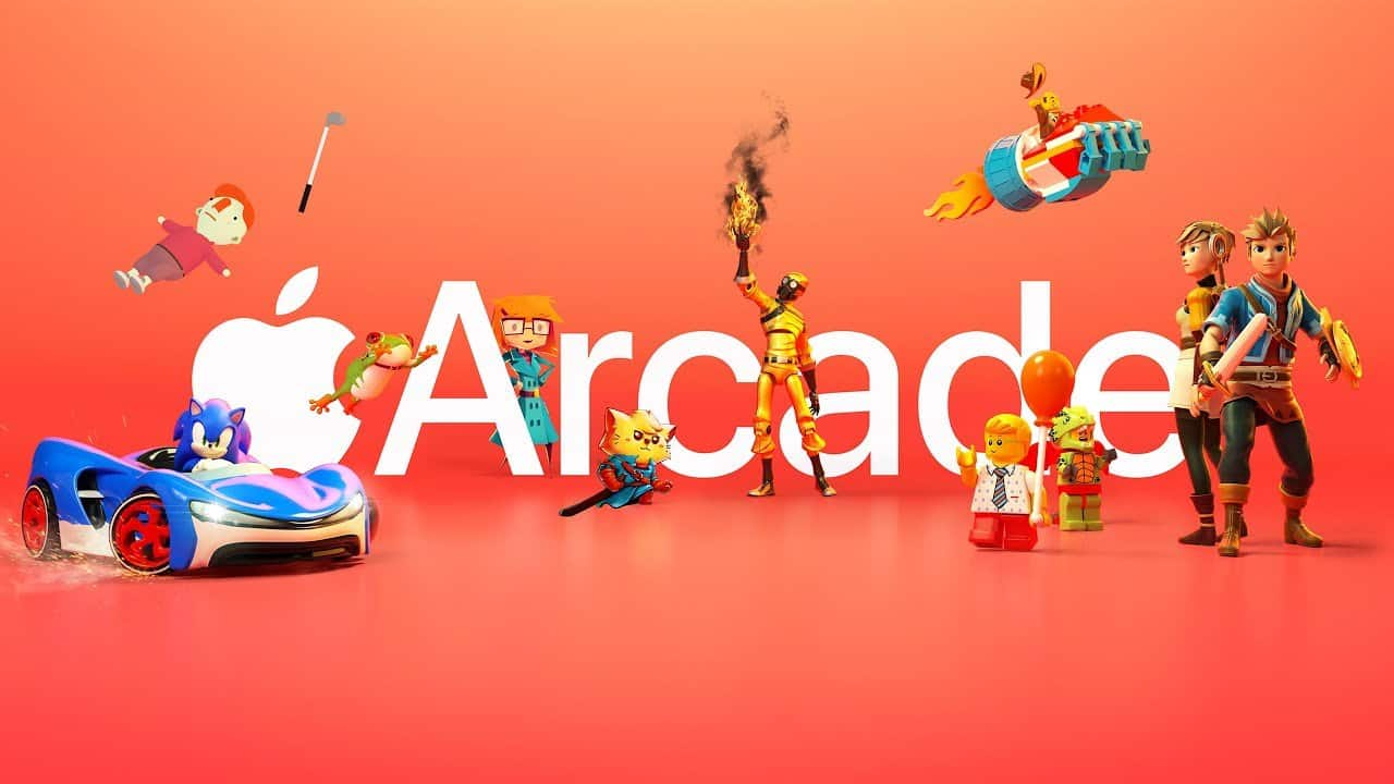 Apple Arcade nuove console