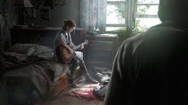 Ellie - The Last of Us: Part II