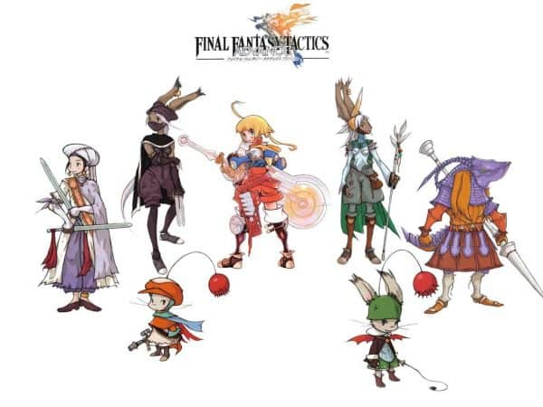 Final Fantasy Tactics Advance razze