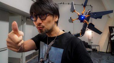 Hideo Kojima ha un sogno: creare giochi che cambiano in tempo reale