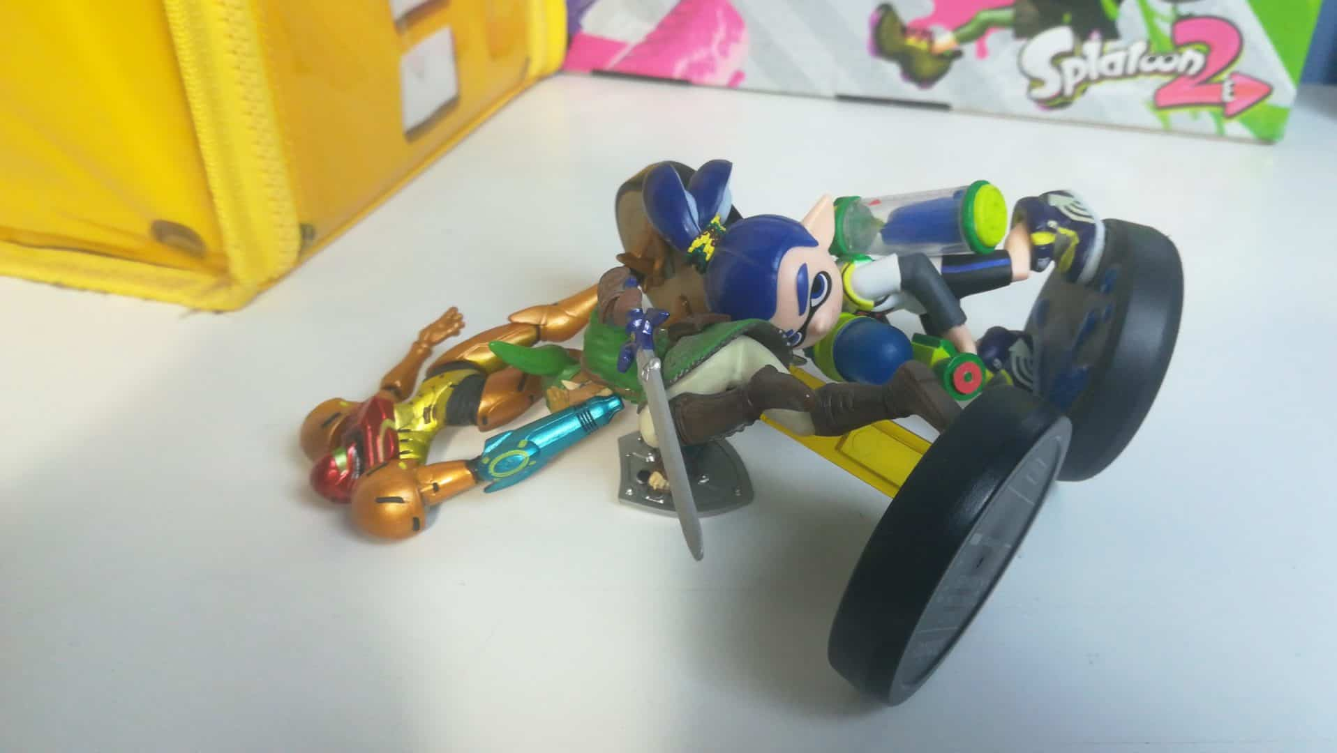 Amiibo Nintendo limited edition