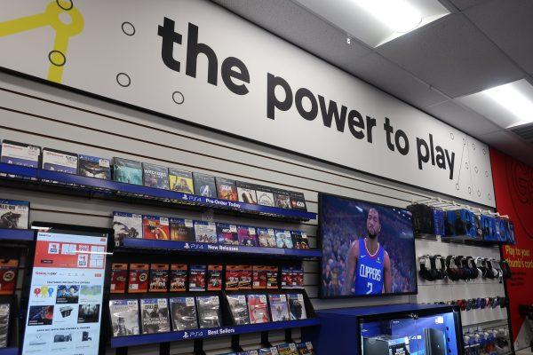 GameStop concept negozio nuovo Tulsa