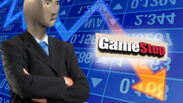 GameStop crollo Editoriale