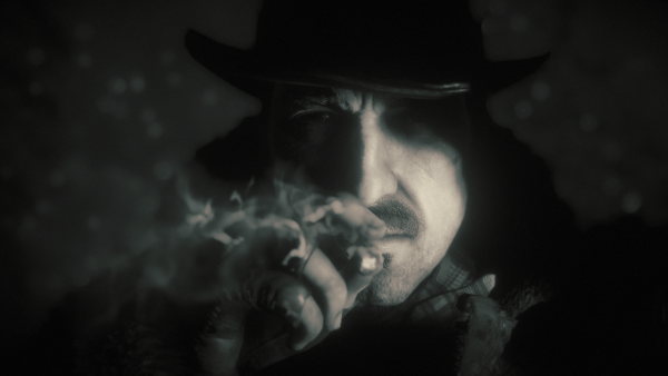 THE SMOKING MAN – Red Dead Redemption 2
