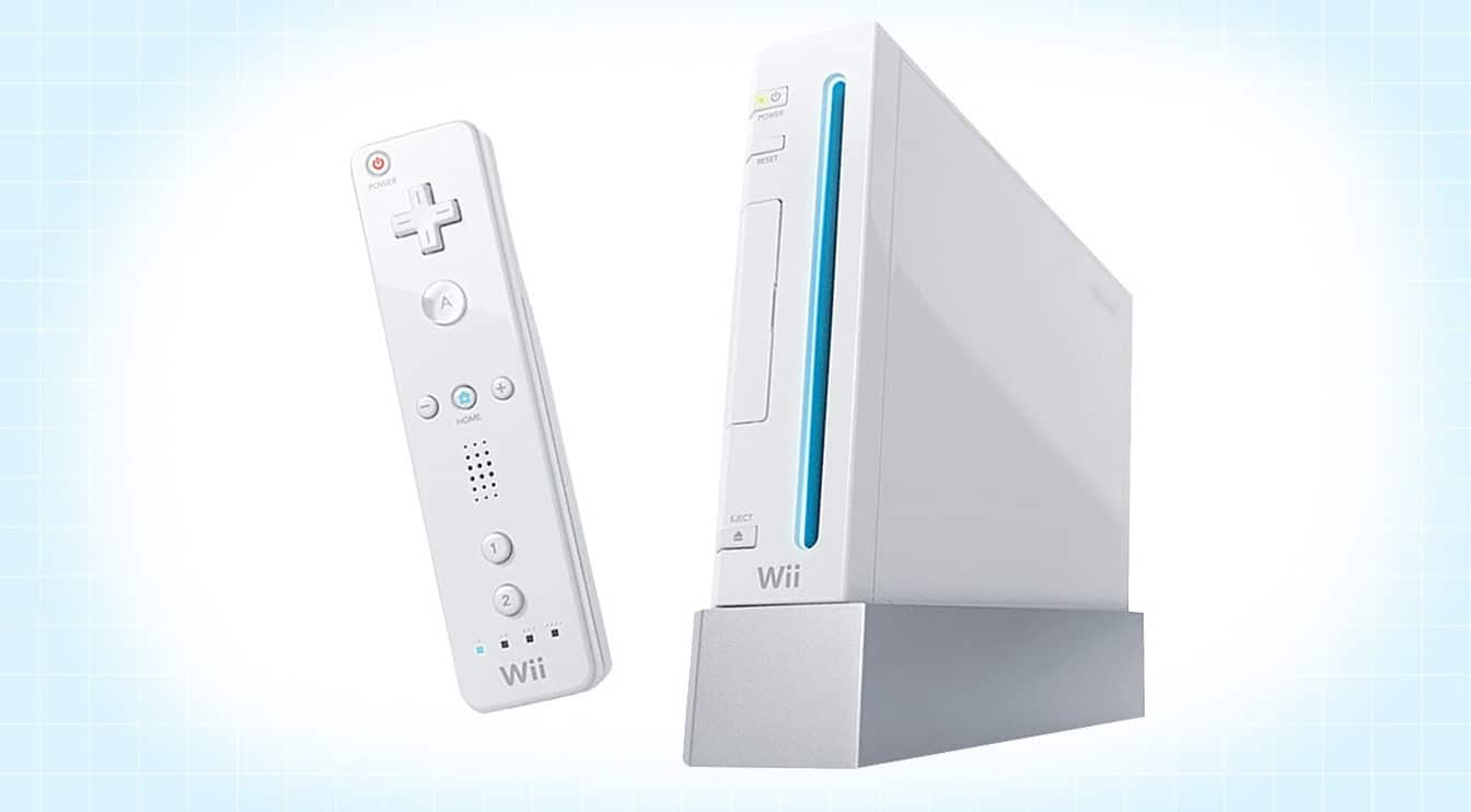 Nintendo Wii, la console più usata