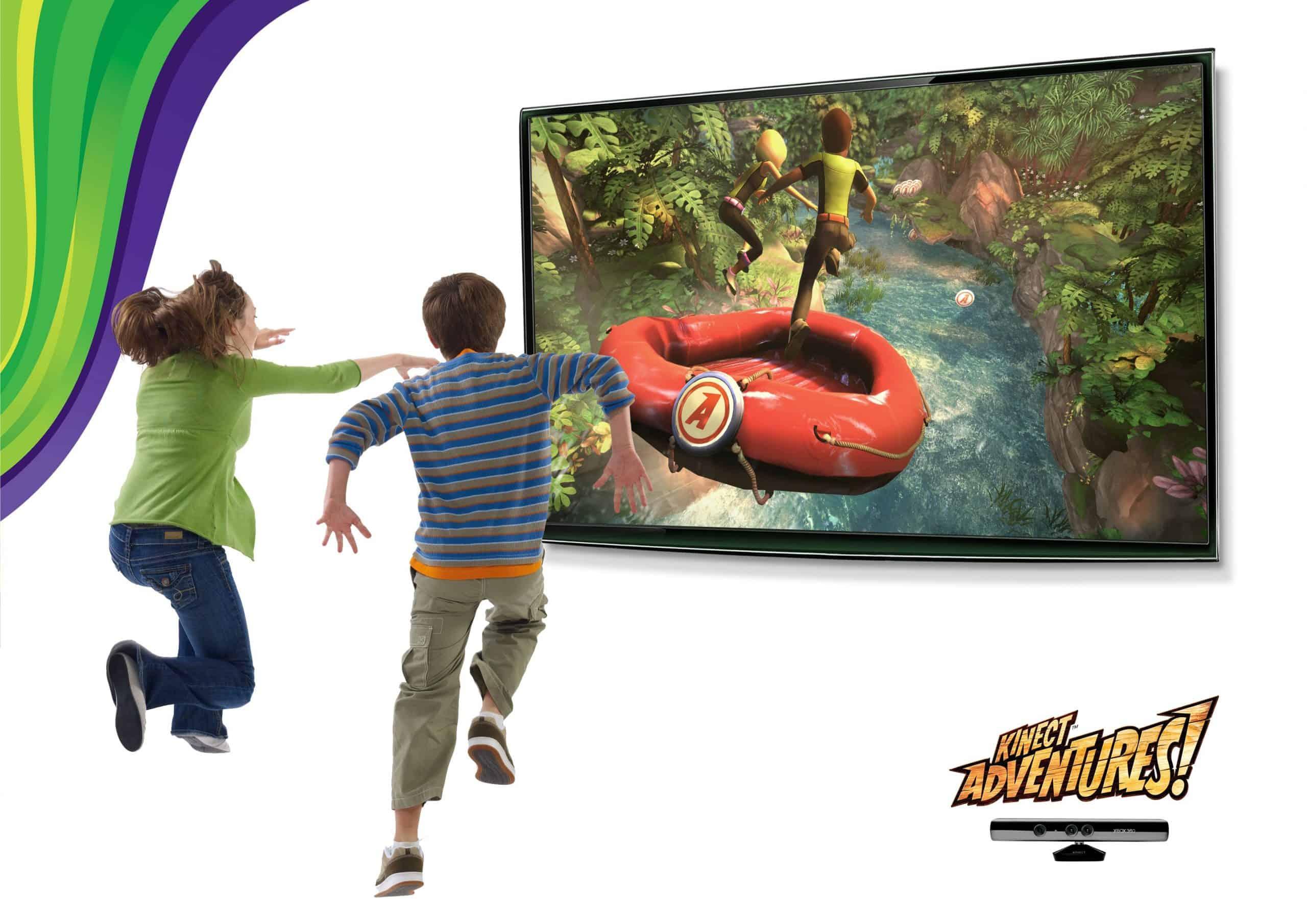 Kinect: Adventures!, uno dei giochi più studiati