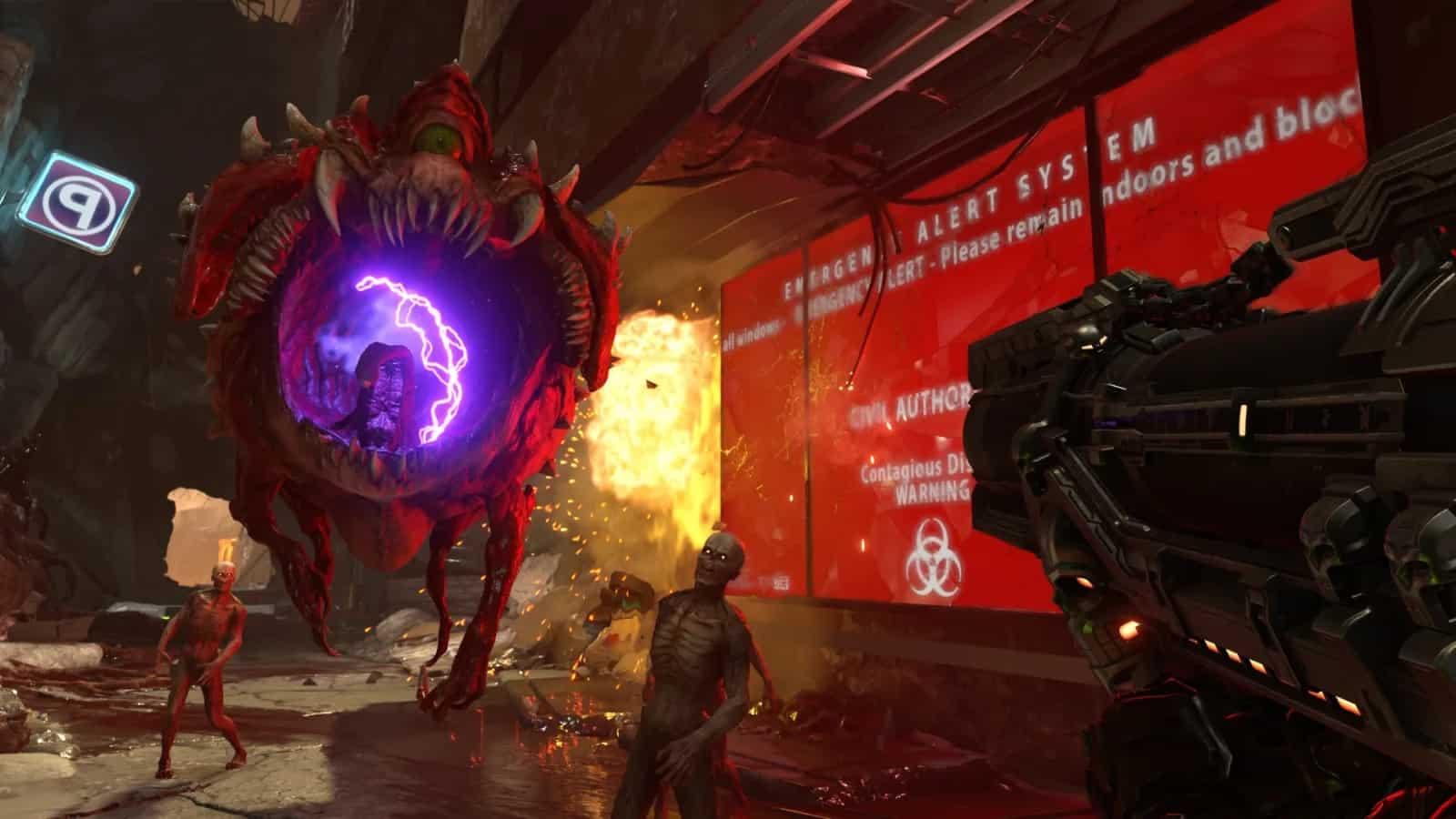 Doom eternal cacodemone