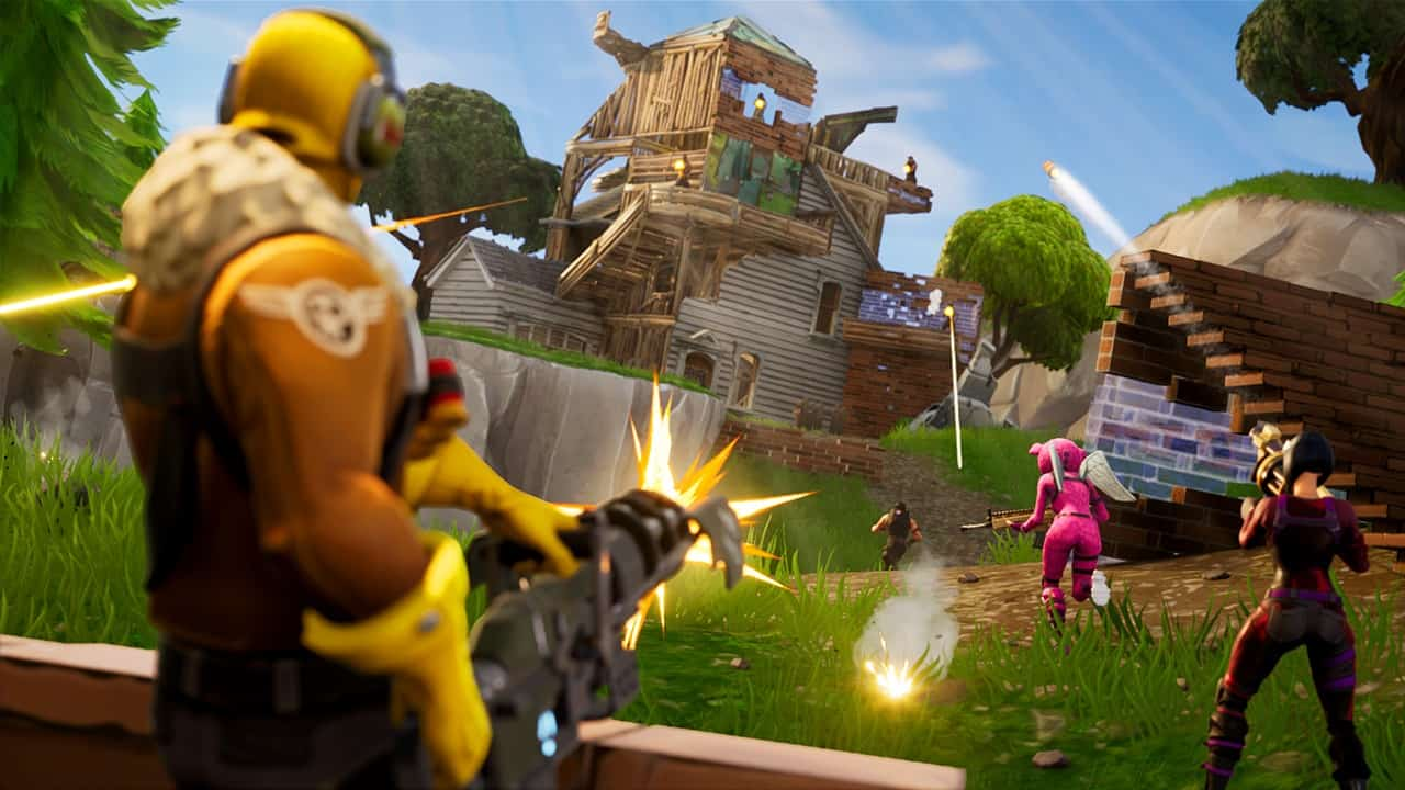 Ore ai videogiochi Fortnite Battle Royale