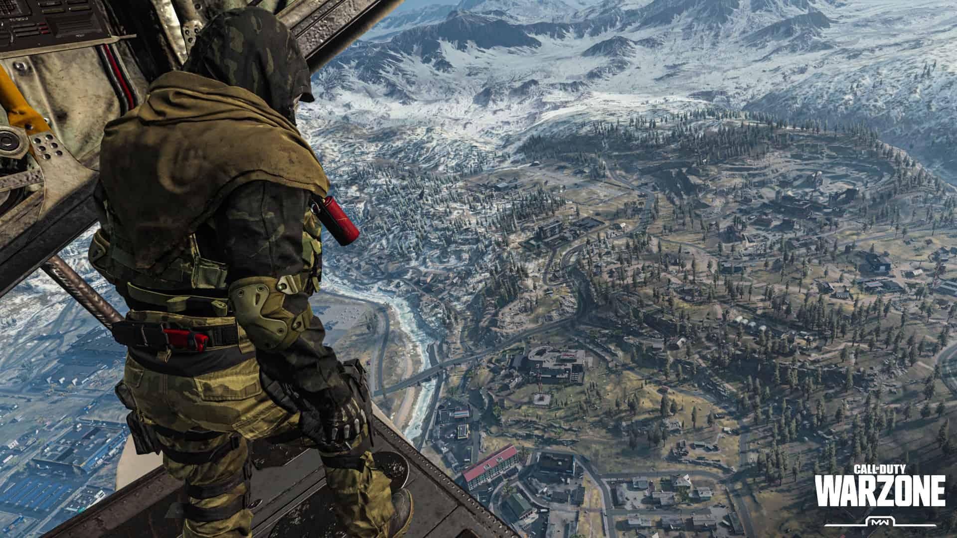 Call of Duty: Warzone Verdansk