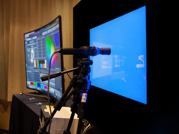 calibrazione TV 4K HDR