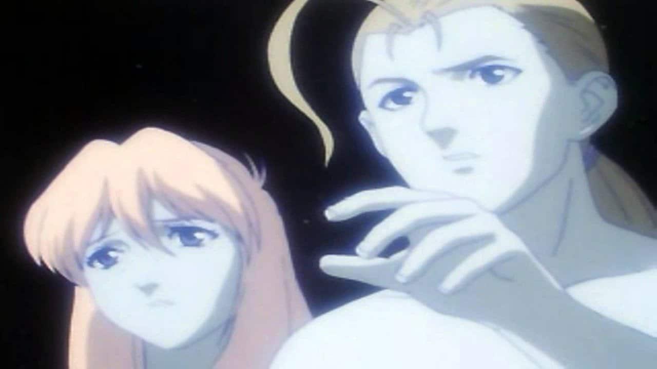 Xenogears anime Monolith Software