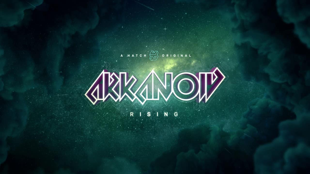 Arkanoid Rising Hatch Original GUida