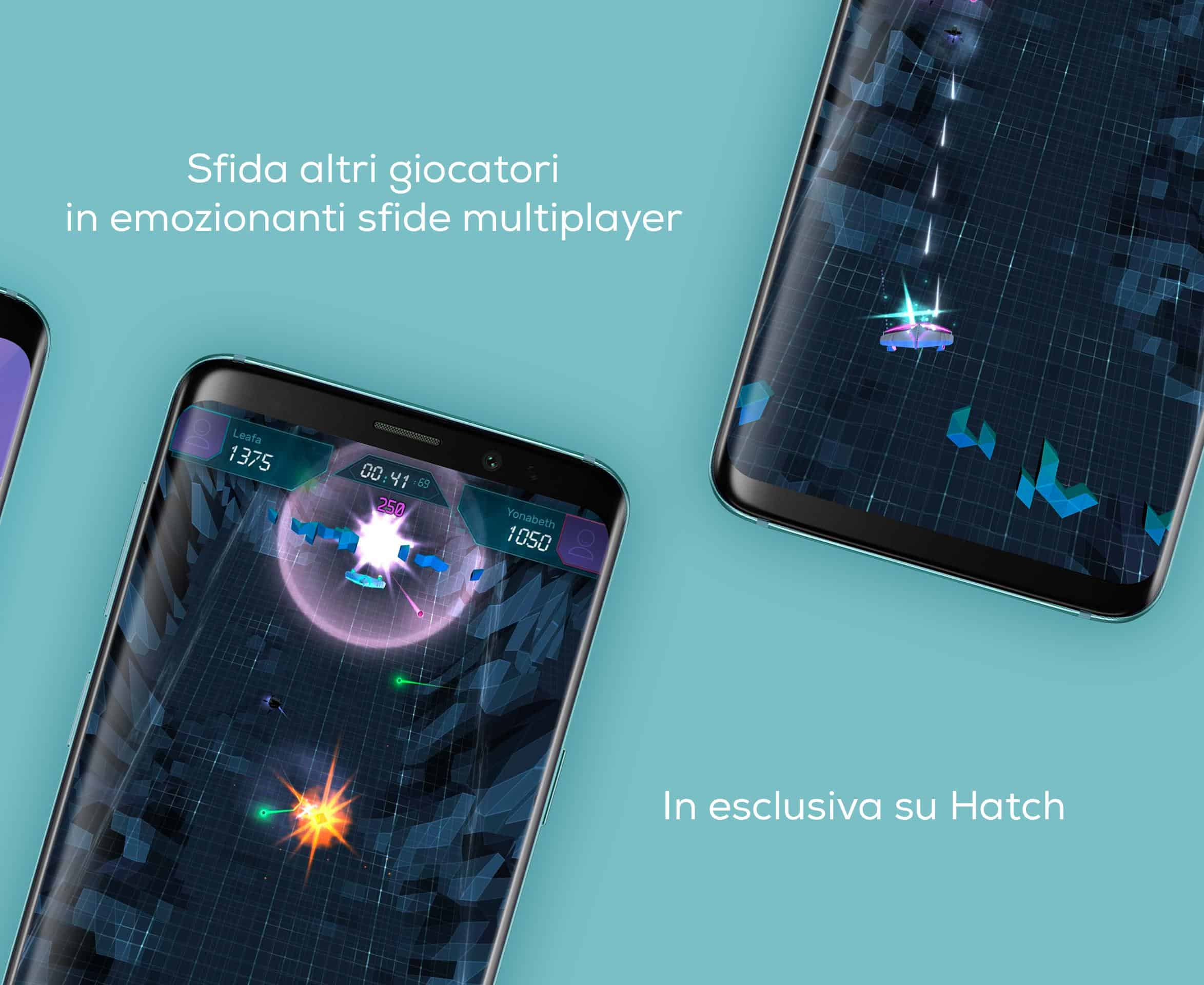 Hatch guida multiplayer android