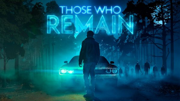 Those Who Remain Cover