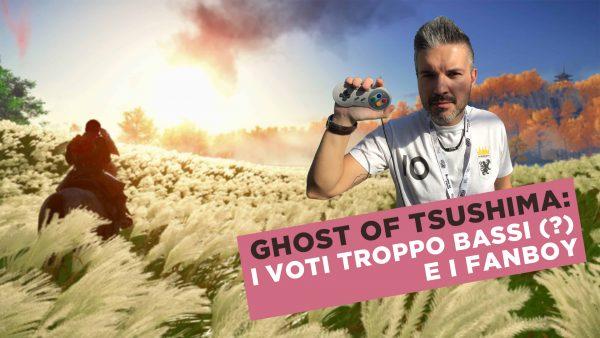 Ghost of Tsushima, le polemiche per i voti troppo bassi e i fanboy che non li accettano