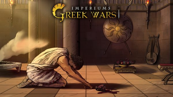 Imperiums: Greek Wars cover