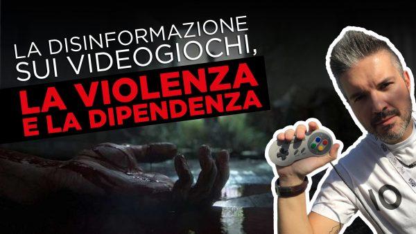 La disinformazione sui videogiochi, la presunta violenza, la dipendenza