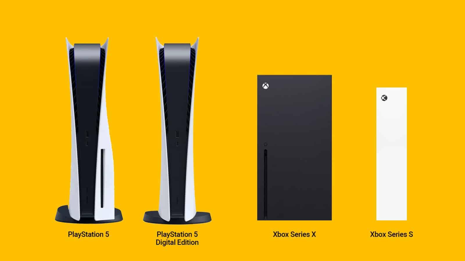 PS5 dimensioni