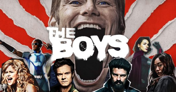 The Boys 2 poster