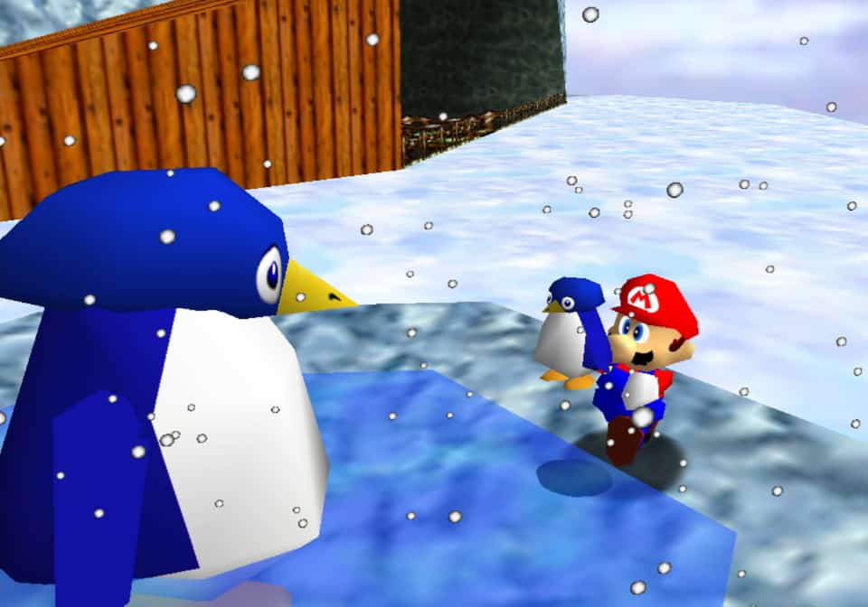 Super Mario 3D All-Stars Nintendo Switch Mario 64