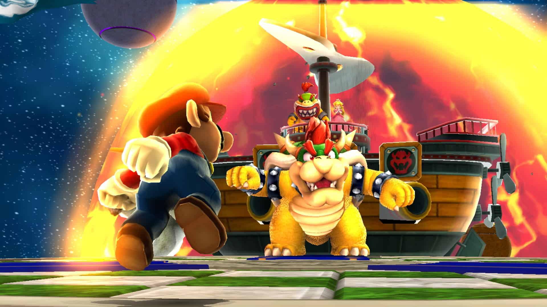 Super Mario 3D All-Stars Nintendo Switch Mario Galaxy