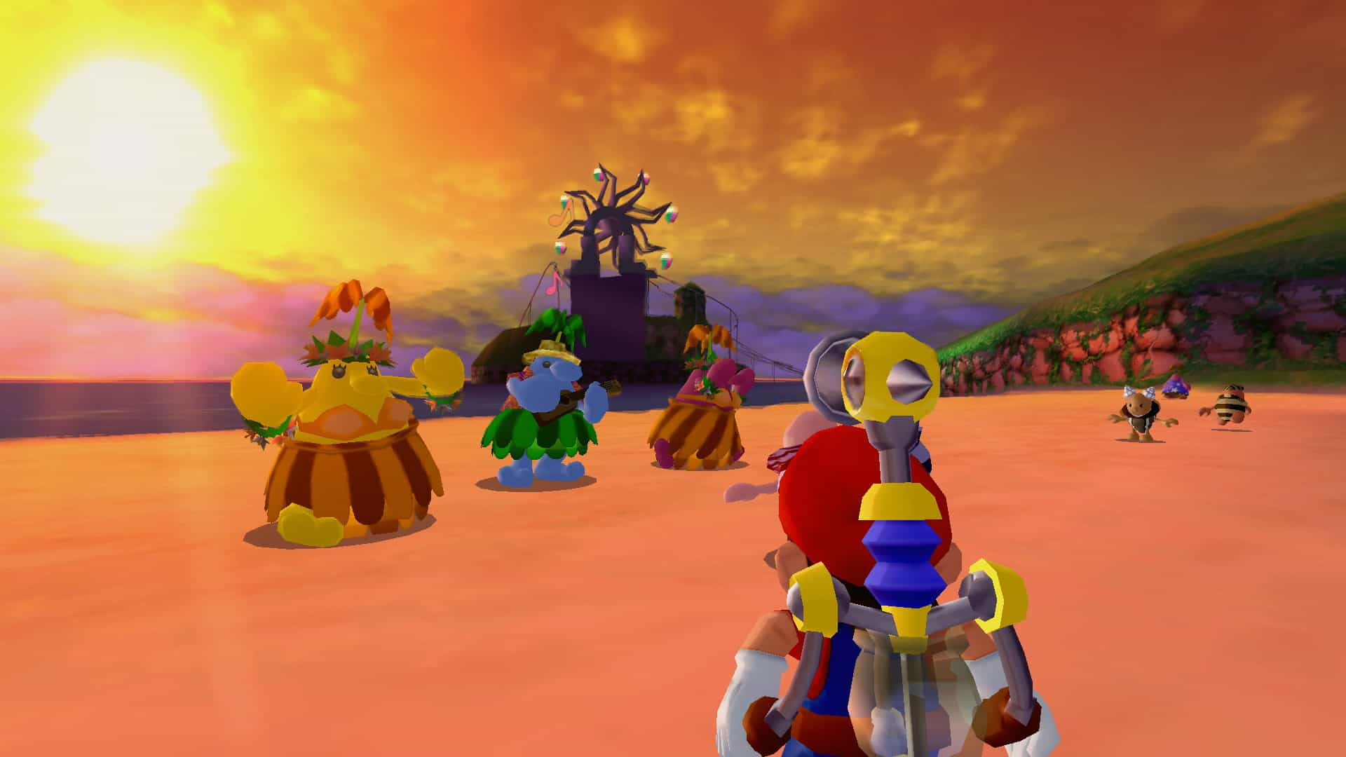 Super Mario 3D All-Stars Nintendo Switch Mario Sunshine