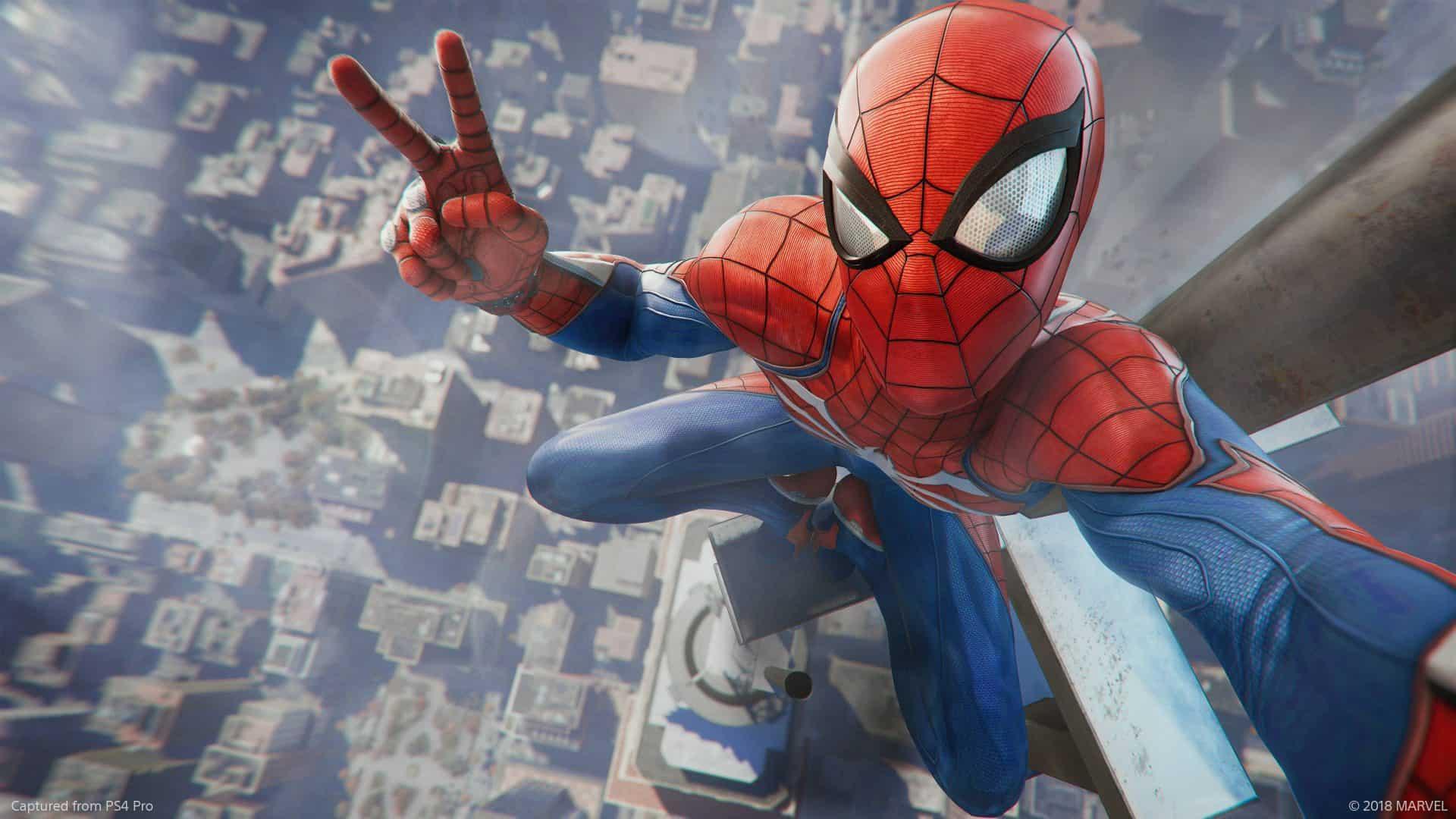Marvel's Spider-Man, 10 titoli che hanno scritto la storia di PlayStation 4