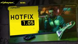 Cyberpunk 2077, la nuova patch 1.05 sistema un po' di problemi