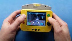 Nintendo 64 tascabile e definitivo: ecco l'idea di un modder