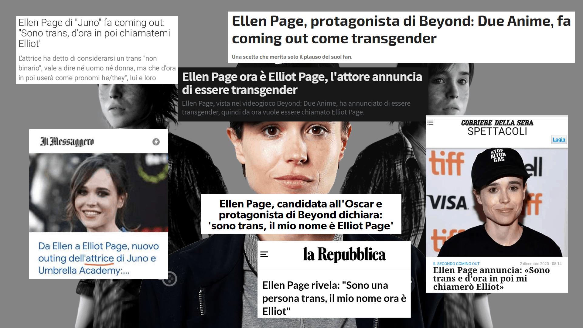 Elliot Page