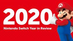 Nintendo Switch, ecco la retrospettiva del vostro 2020 in gioco