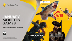 PlayStation Plus: Maneater, Shadow of the Tomb Raider e Greedfall nella line-up di gennaio 2021