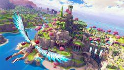 Immortals Fenyx Rising, in arrivo l'aggiornamento dedicato al primo DLC