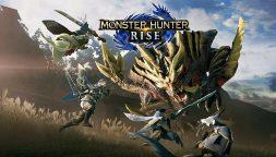 Monster Hunter Rise, nuovo gameplay mostra la lotta contro il Khezu