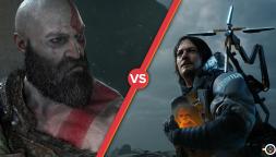 God of War contro Death Stranding: votate nell'ultimo scontro dei Quarti di Finale
