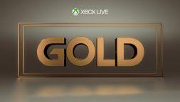 Xbox Live Gold, aggiornato il prezzo degli abbonamenti mensili e trimestrali