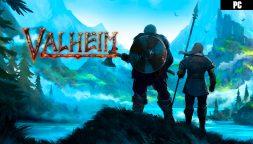 Valheim sbanca, al primo posto nelle classifiche Steam