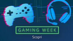 Amazon, sconti su videogiochi e accessori per la Gaming Week