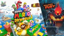 Super Mario 3D World incontra la furia di Bowser