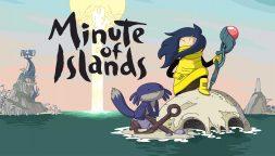 Minute of Islands non arriverà a marzo